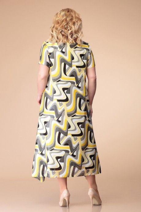 Romanovich Style 1-1332 жёлтая зебра