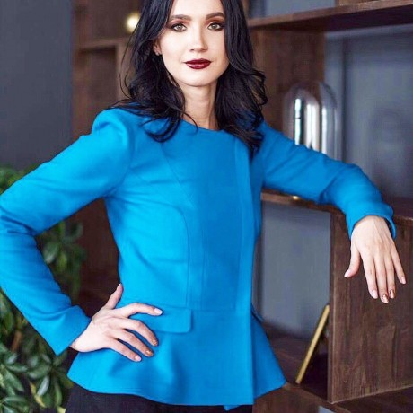 Sorochinskaya 0716002 сине-голубой