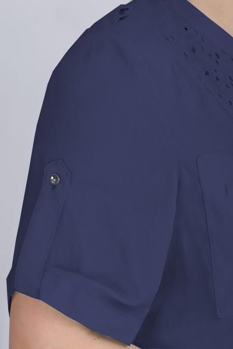 LeNata 12895 -1 тёмно-синий