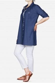 Mirolia 587 синий джинс