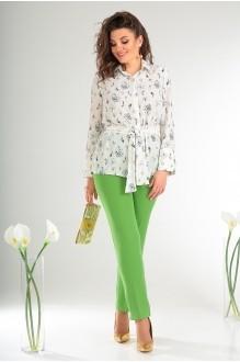 Мода-Юрс 2472 зелёный