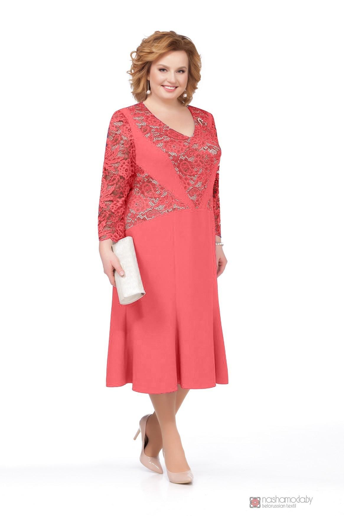 e5083f3a9 Вечерние платья Pretty 838 коралл