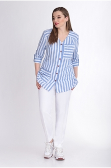 Deluiz N 159 с белыми брюками