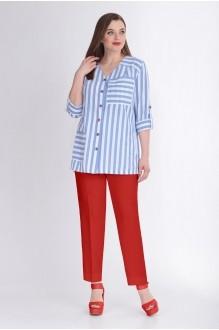 Deluiz N 159 с красными брюками