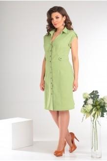 Мода-Юрс 2346 светло-зелёный