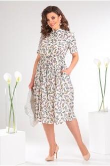 Летние платья Мода-Юрс 2479 светлый фото 1