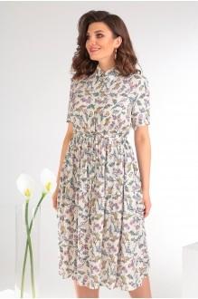 Летние платья Мода-Юрс 2479 светлый фото 2