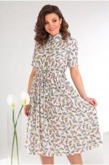 Летние платья Мода-Юрс 2479 светлый фото 3