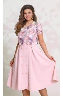 Вечерние платья Vittoria Queen  5953 -4 нежно розовый фото 1