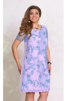 Vittoria Queen 6063 -3  сирень+розовый