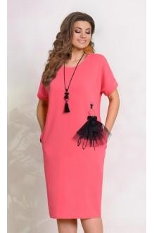 Повседневные платья Vittoria Queen  8223 -2 розовый фото 1