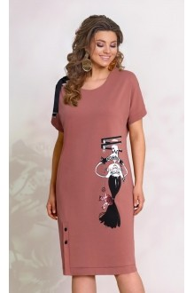 Vittoria Queen 8643/1 коричневый