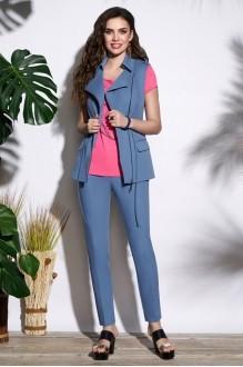 Lissana 3652 джинсовый синий