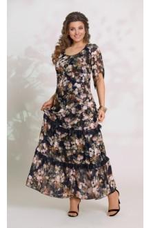 Модель *Распродажа Vittoria Queen 8623 цветочный принт