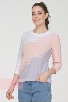 *Распродажа VAY 191-4919 сирень/бледно розовый/белый