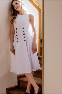 Летние платья Nova Line 5839 белый фото 1