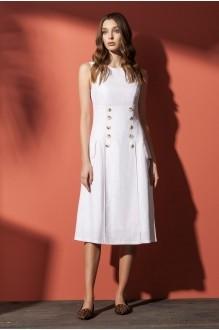 Летние платья Nova Line 5839 белый фото 2