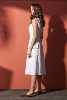 Летние платья Nova Line 5839 белый фото 3