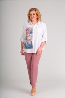 Diamant 1437 с розовыми брюками