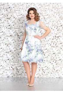 Mira Fashion 4629 -4 бело-голубой