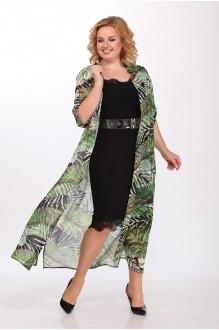3591.1 черное платье