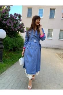 Плащи Sorochinskaya  0342006 ярко-голубой фото 2