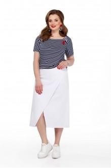 TEZA 192 белая юбка
