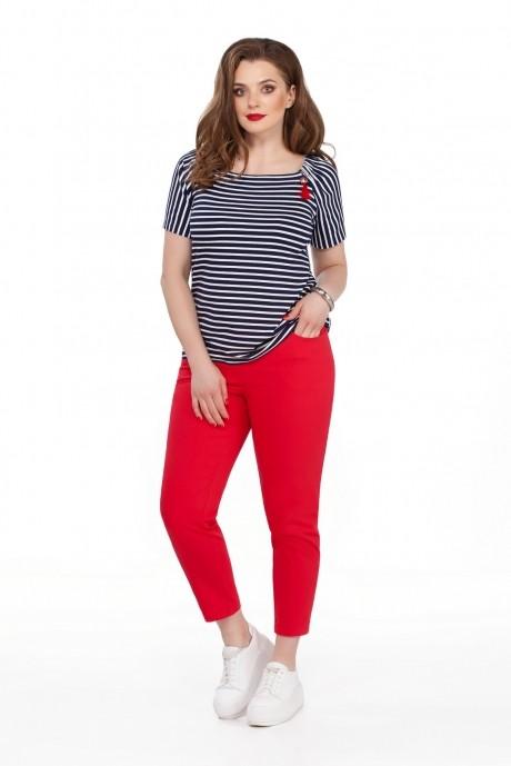 TEZA 204 красные брюки