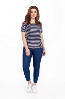 TEZA 204 синие брюки