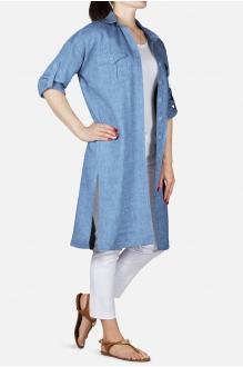Mirolia 589 светло-голубой меланж