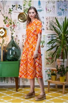 Colors of PAPAYA 1370  оранжевый мультиколор