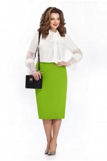 TEZA 135 салатовая юбка