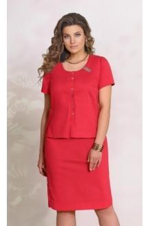 *Распродажа Vittoria Queen 8673 -1 красный