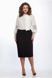 *Распродажа TEZA 135 чёрная юбка