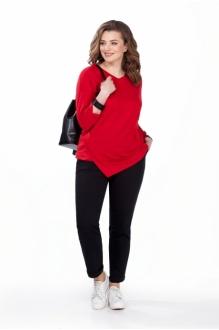 *Распродажа TEZA 158 красный/чёрный