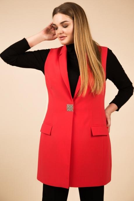 Teffi Style 1423 красный