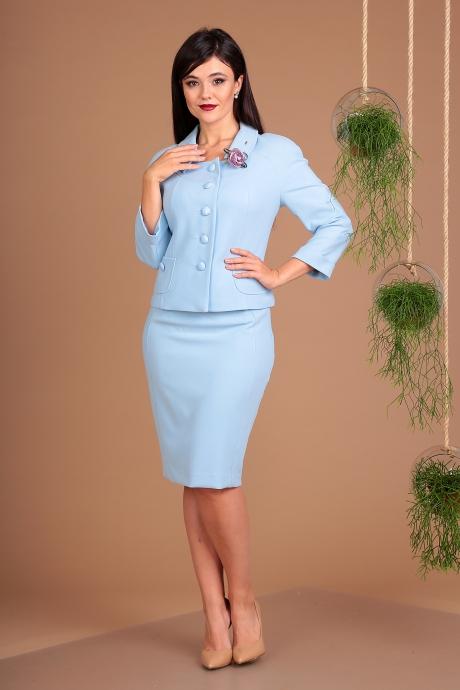 Мода-Юрс 2249 -1 голубой