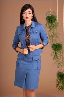 Мода-Юрс 2427 голубой
