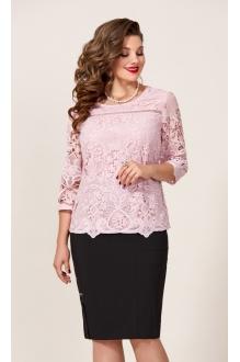 Vittoria Queen 9503 розовый+черный