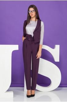 Juliet style  D83 темный фиолетовый