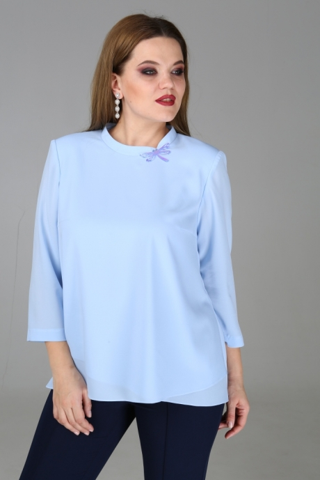 Джерза 0128 голубой