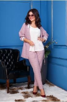 Anastasia 320 бледно-розовый/молочный
