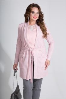 Лилиана 741 розовая пудра