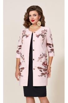 Vittoria Queen 7803 -3 розовый+черный