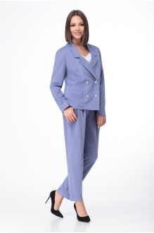 499 -1 сиренево-голубой