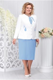 Нинель Шик 5724 голубой