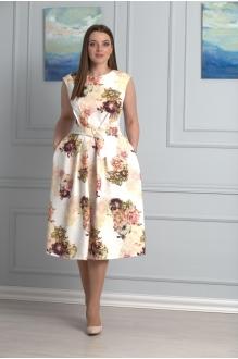 Anelli 696 розовые цветы