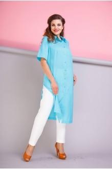 *Распродажа Anastasia 199 голубой/молочный