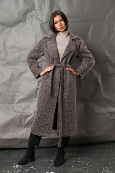 *Распродажа МиА-Мода 1056 -1 молочно-коричневый