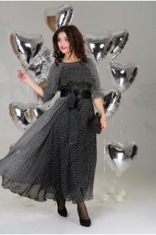 *Распродажа Anastasia 063 а черный с белым